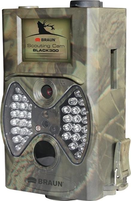 b4eb01b6595 Braun Monitoring Camera BLACK300 Fotopułapka - Galador