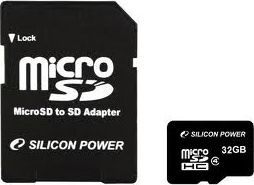 1196f4ffde1 Silicon Power mälukaart microSDHC 32GB Class 6 + adapter - Galador