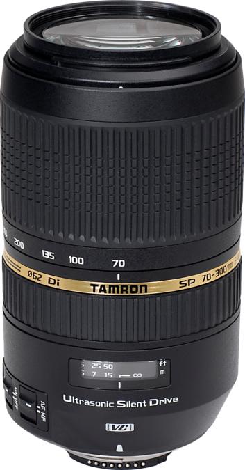 3b6188c851e Tamron SP AF 70-300mm f/4.0-5.6 Di VC USD objektiiv Canonile - Galador